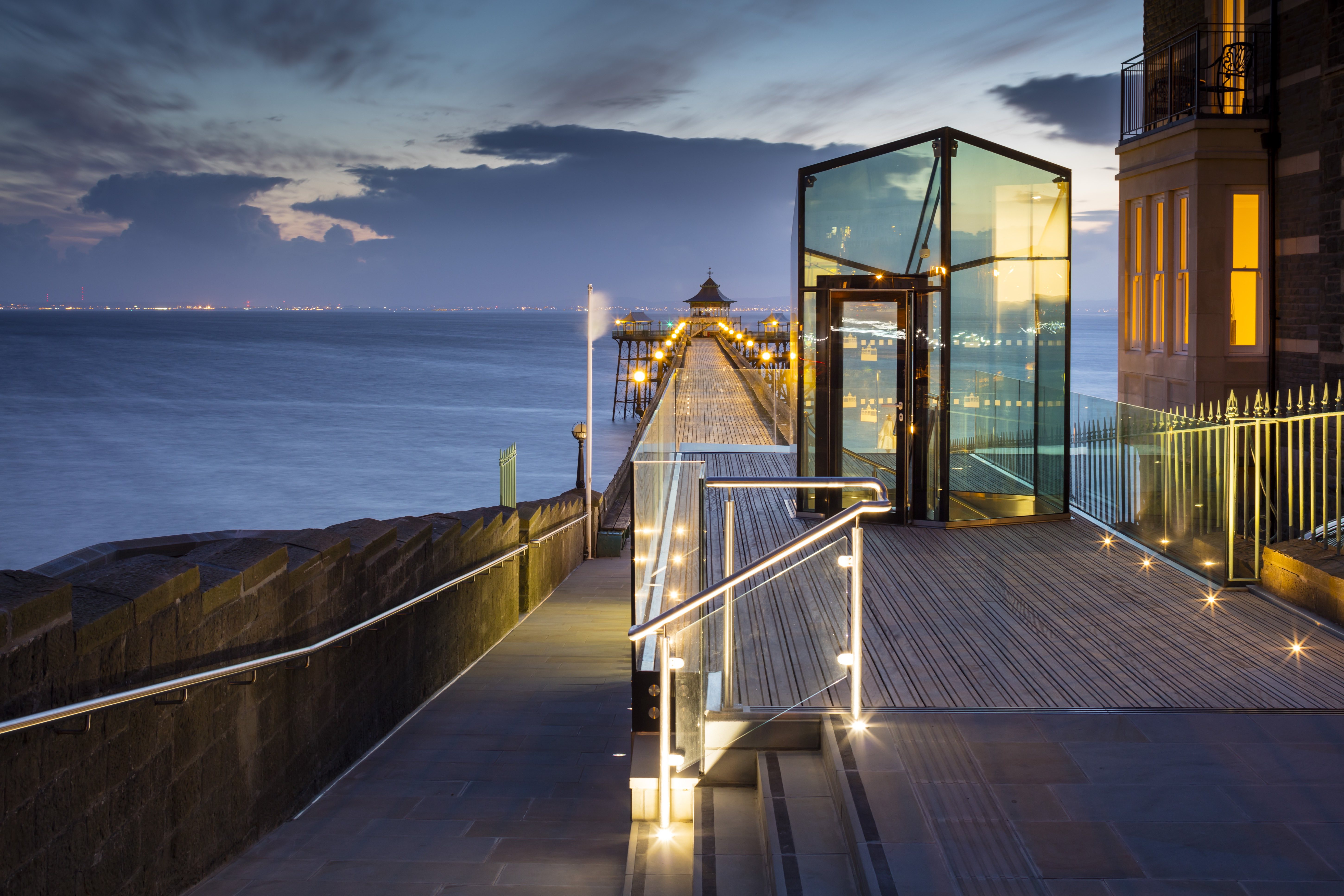Clevedon Pier shortlisted for RICS Awards 2017
