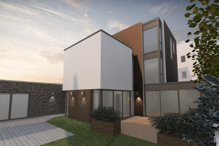 Striking new building gets planning permission in Oakfield Place