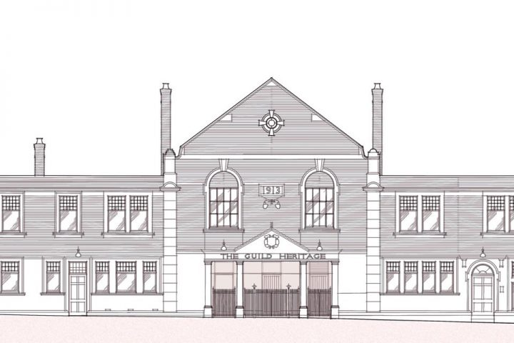 Guild Heritage House wins planning permission