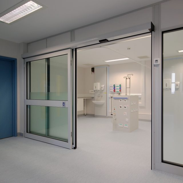 High Depedancy Unit, Bristol Royal Infirmary