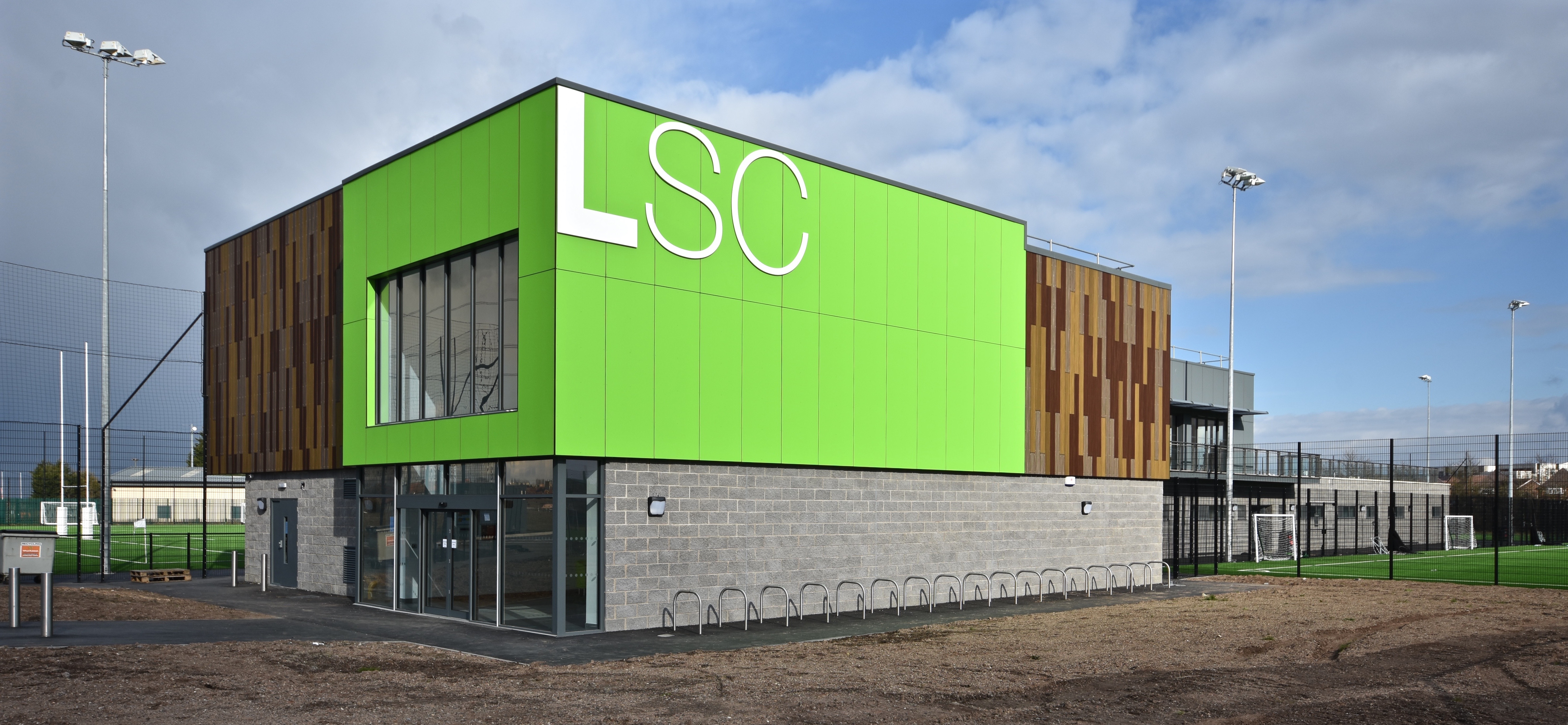 Lockleaze Sports Centre open for business!