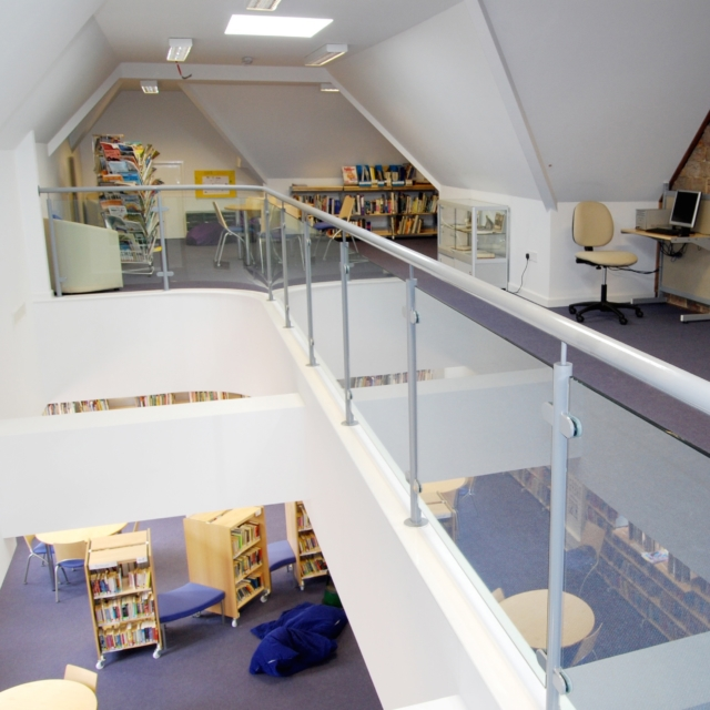 Clifton College Prep School Library