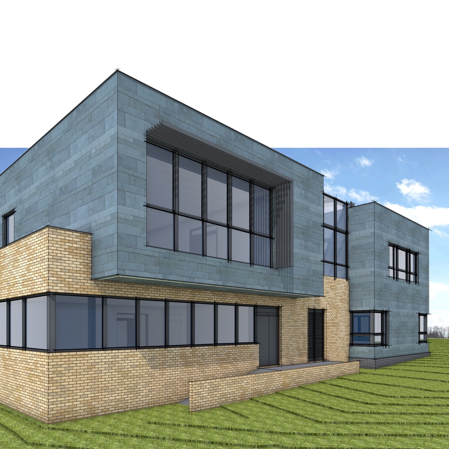 New £1.6m Design Technology building starting to take shape