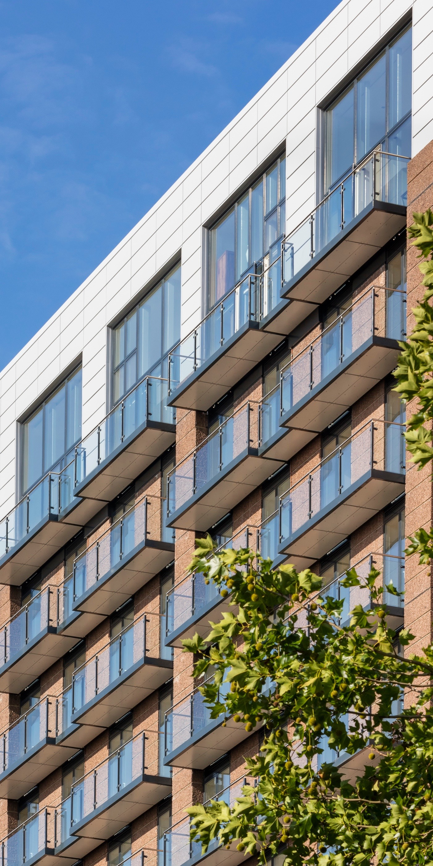 Number One Bristol – balconies on!