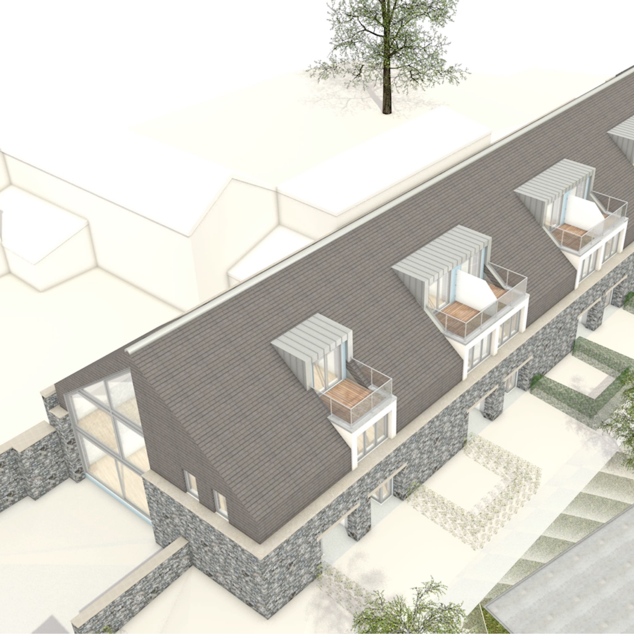 Planning permission granted for 10 new houses in Nailsea