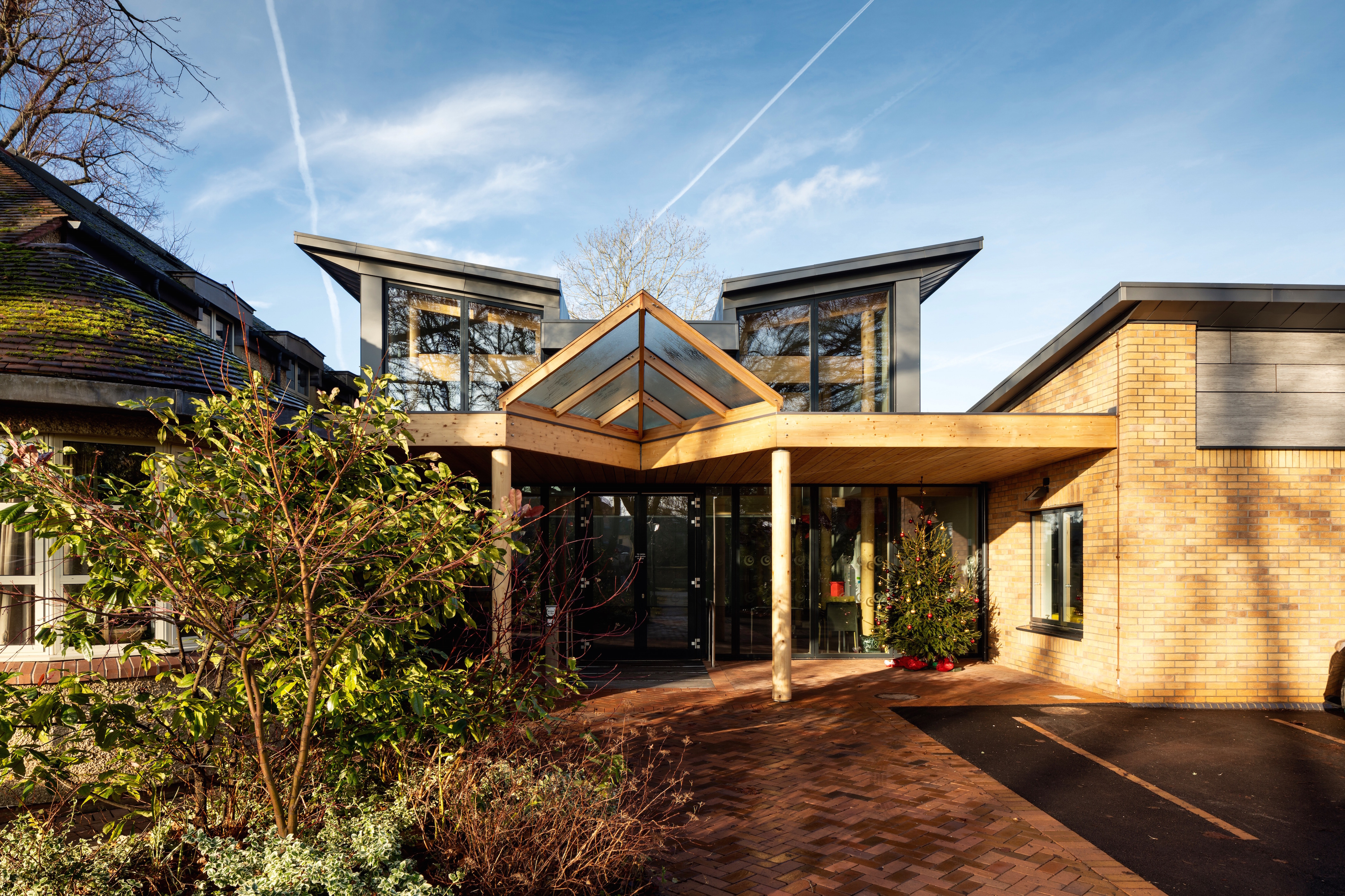 Barnabas Building shortlisted for RICS Awards 2017