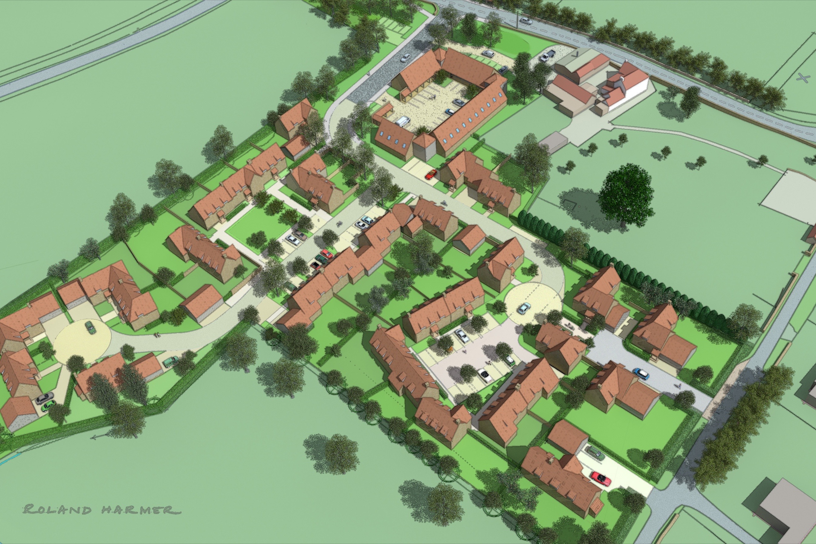 Tickenham Masterplan – planning permission granted