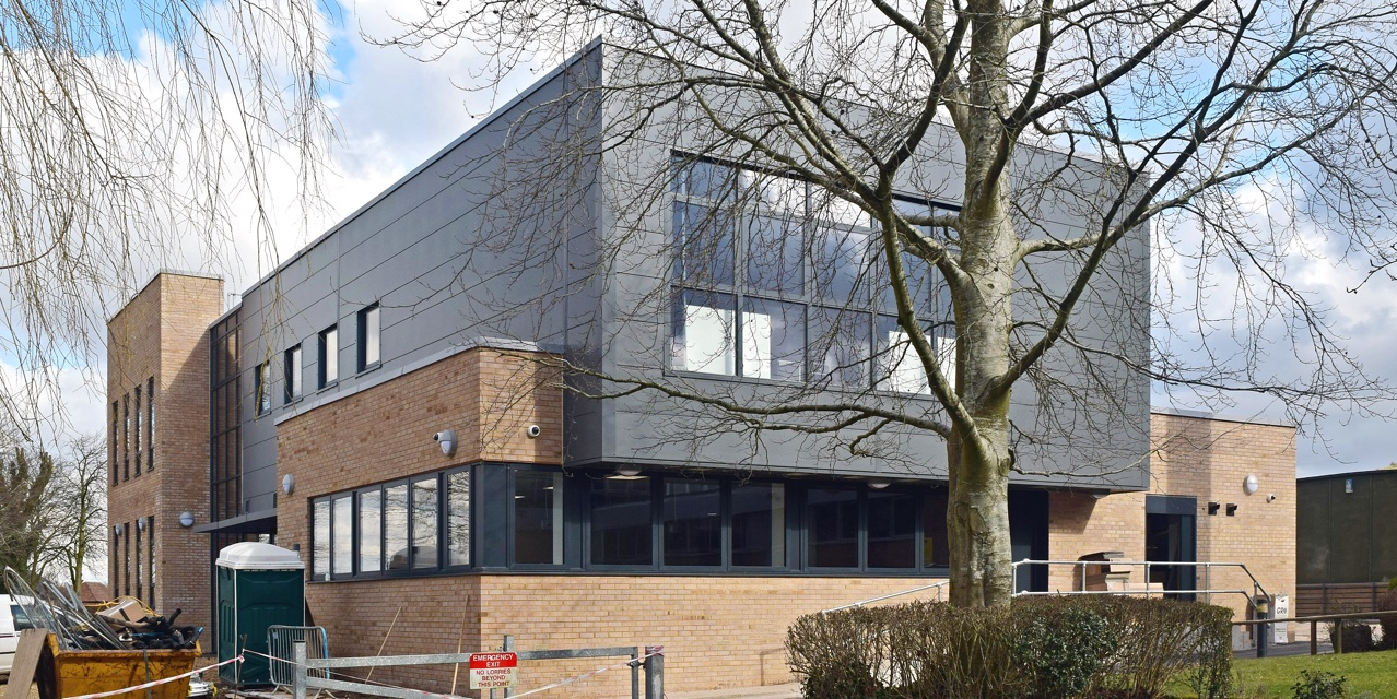 New Design Technology Building handed over