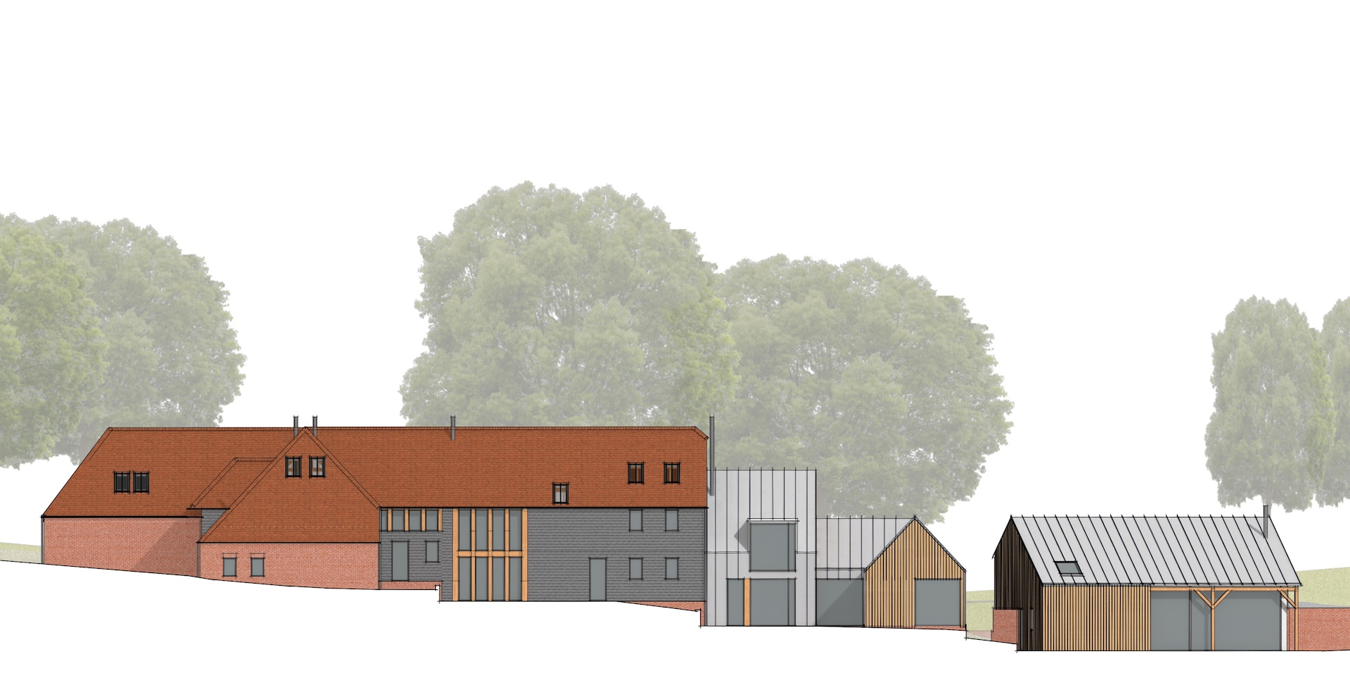 Oxfordshire Barns – Planning Permission Granted