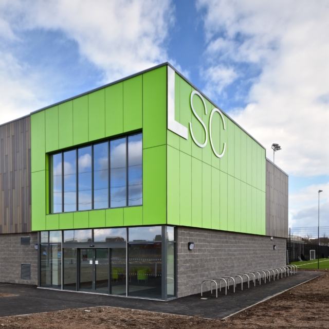Lockleaze Sports Centre, Bristol: Phase 1