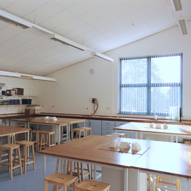 New Science + Pastoral wings, St Joseph's School, Salisbury