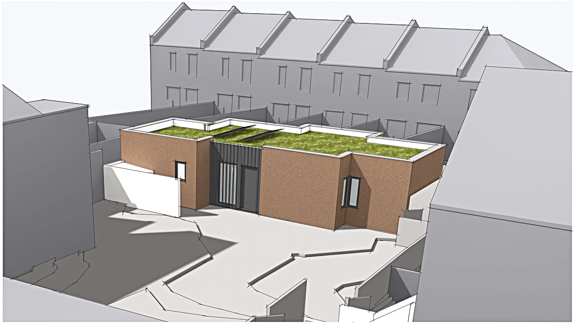 Planning permission granted for new build in Eastville, Bristol