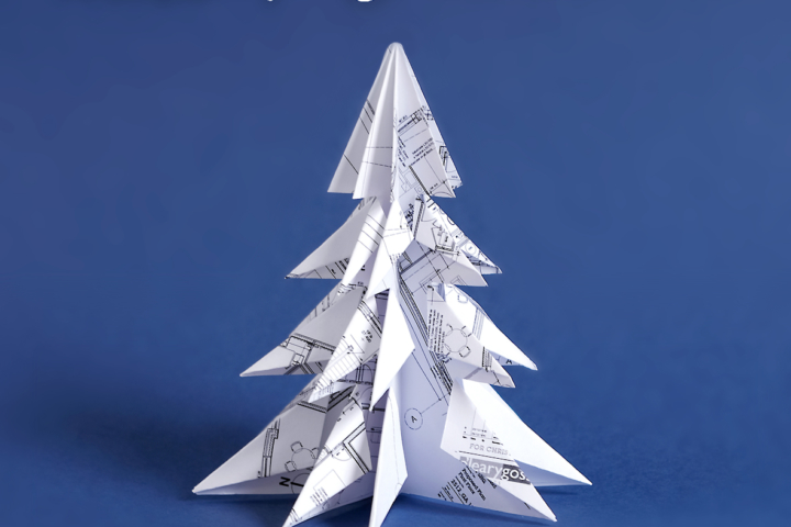 Merry Christmas from O'LearyGoss Architects