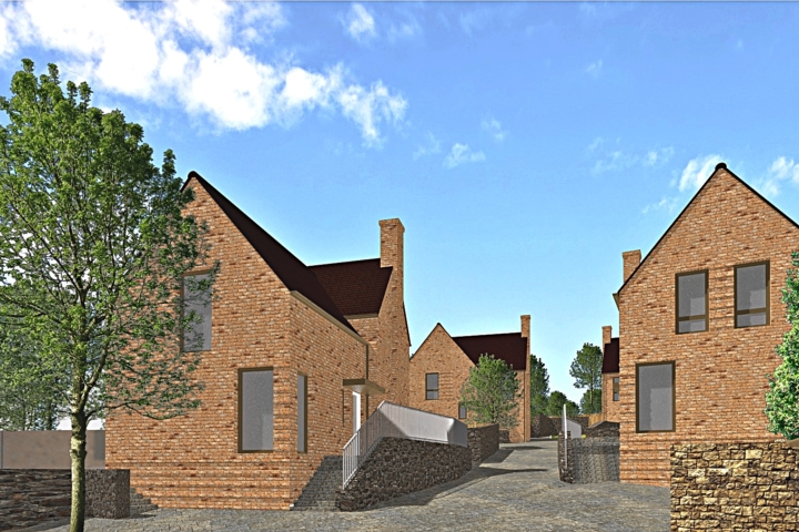 Planning permission for Portishead houses