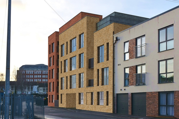 Planning application for Bedminster apartment building