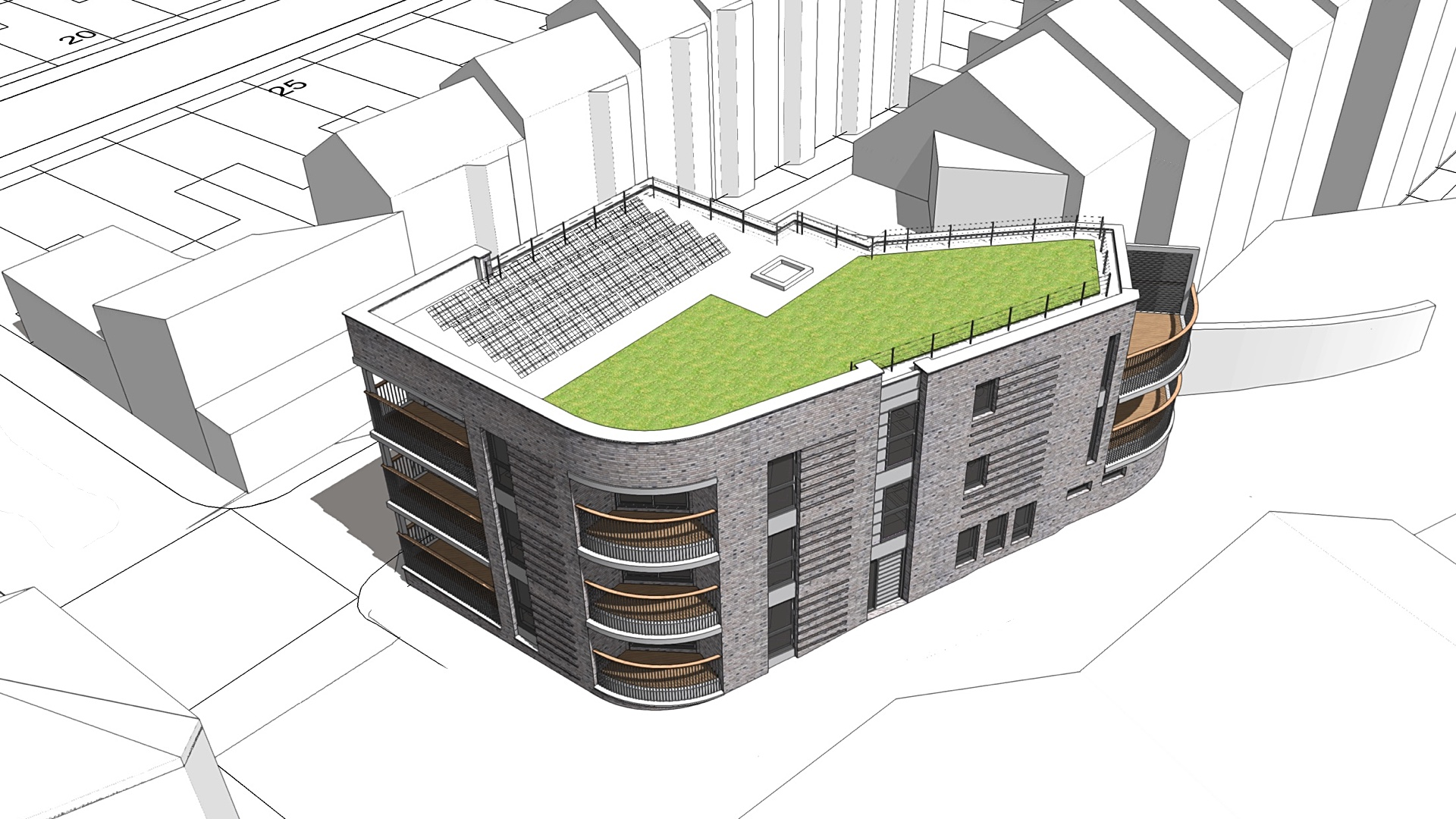 Planning permission for south Bristol apartment building