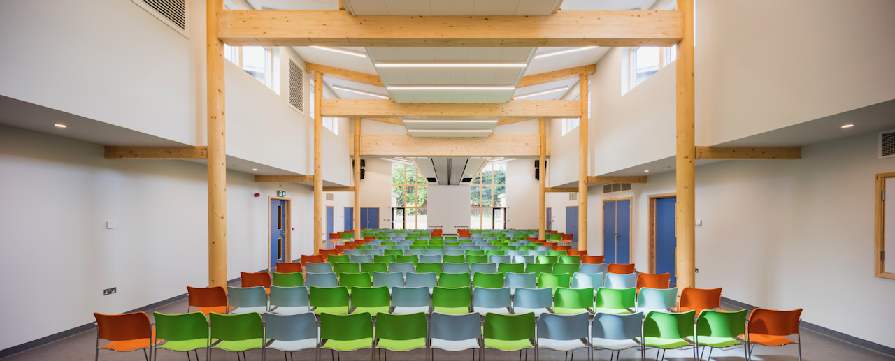 DAC Award for Barnabas Building, Redland Parish Halls, Bristol