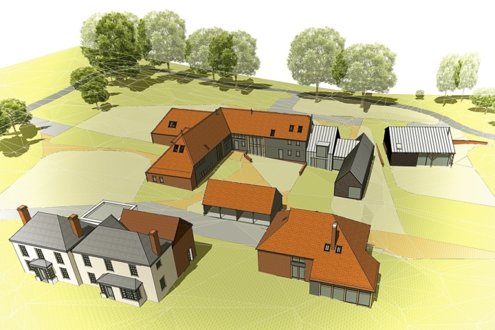 Planning permission granted for houses in Oxfordshire countryside