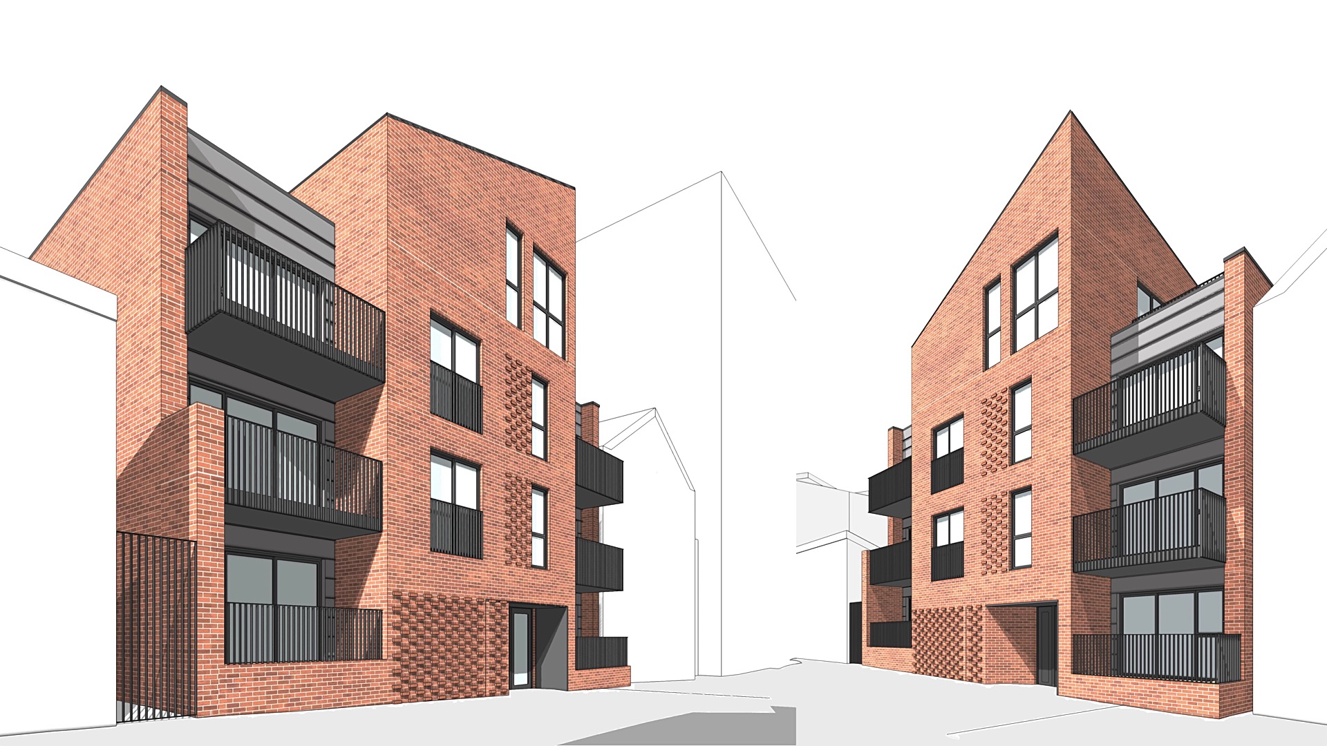 Planning application submitted for ingenious new apartment block in Bedminster