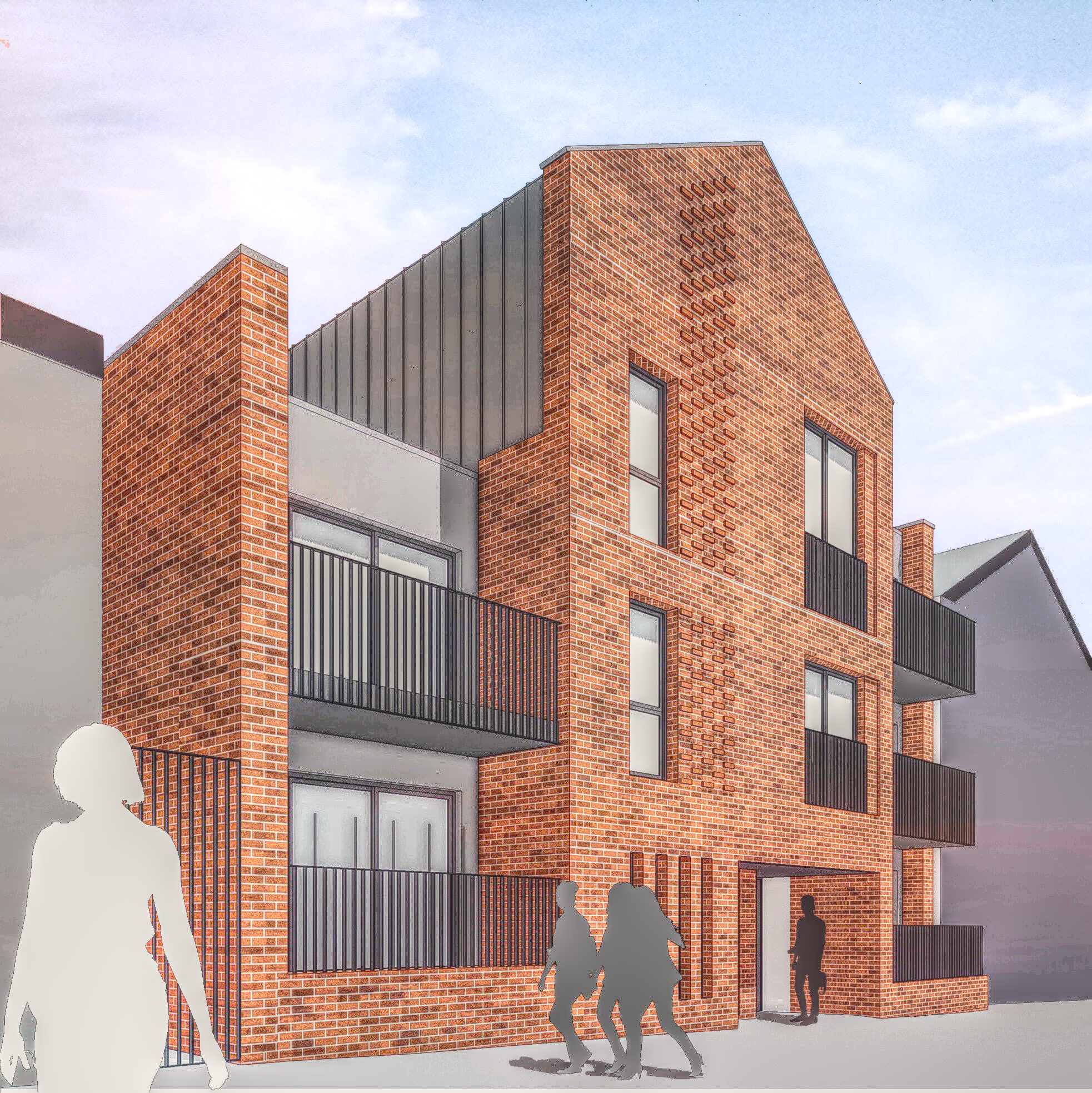 Planning win for residential development in BS3